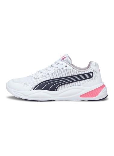 Puma Ayakkabı 90S Runner Nu Wave Jr 37580103 Beyaz